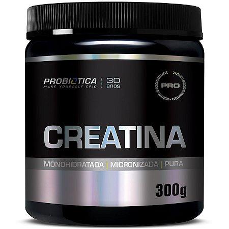 Creatina Pura Probiotica 300g