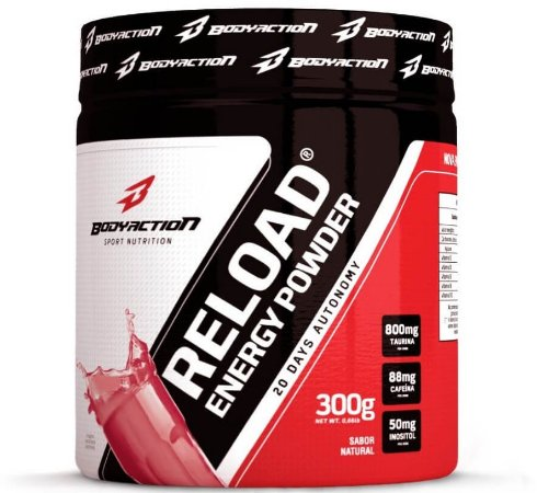 Pre-Treino Reload Body Action 300g