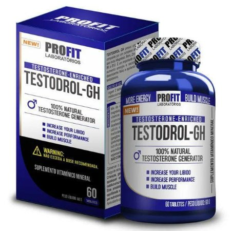 Testodrol-GH Profit 60 caps