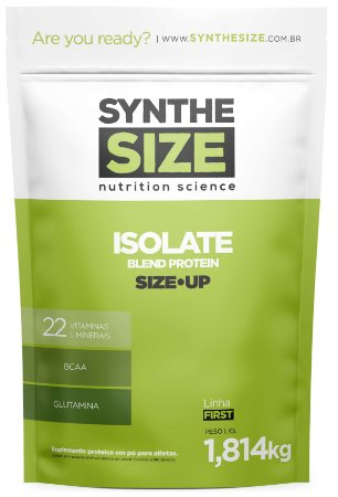 Whey Isolate Protein Blend SyntheSize 1800g