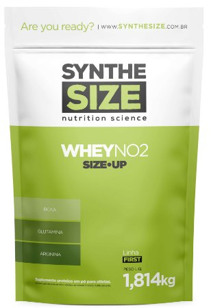 Whey NO2 SyntheSize 1814g