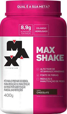 Max Shake Max Titanium 400g