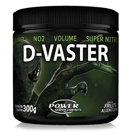 D-Vaster Power Supplements 300g