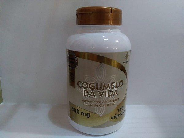 COGUMELO DA VIDA  - 100 cápsulas
