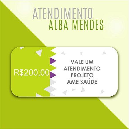 Atendimento Alba Mendes para não assinantes. Consultas