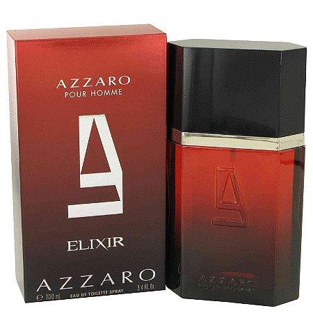 Perfume Masculino Azzaro Elixir For Men 100ml