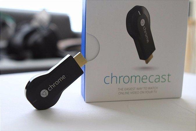 Chromecast Google - Hdmi 1080p Original
