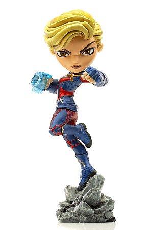 Captain Marvel - Avengers: Endgame - MiniCo - Iron Studios