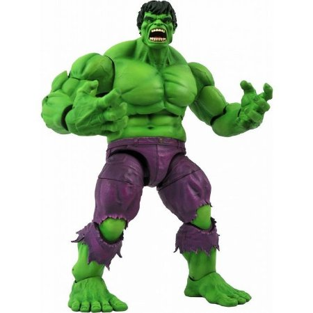 Hulk Rampage - Marvel Select - Diamond