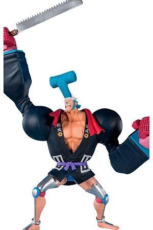Frankie (Wano Ver.) - One Piece - FiguartsZERO - Bandai