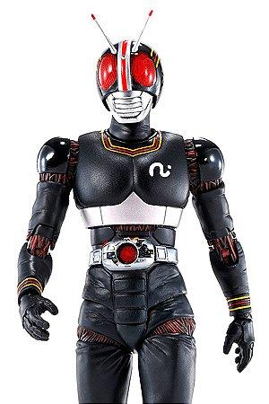 Kamen Rider Black - Shinkocchou Seihou - S.H.Figuarts - Bandai