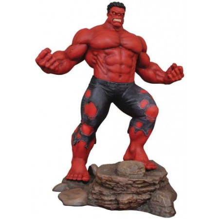 Red Hulk - Marvel Comics - Gallery - Diamond