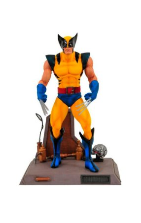 Wolverine - X-Men - Marvel Select - Diamond