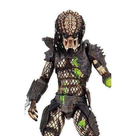 Ultimate Predator City Hunter Battle Damage - Predator - Neca