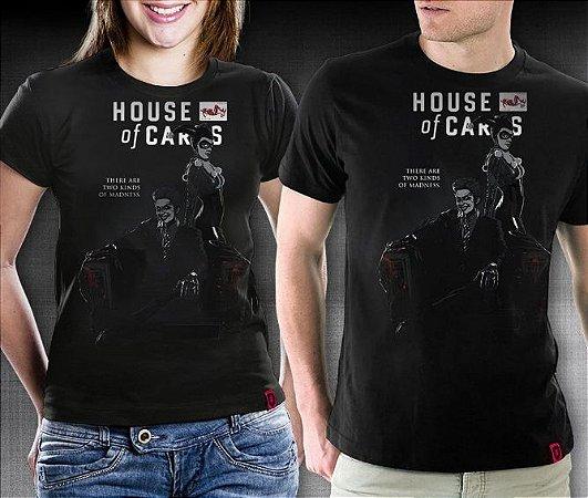 Camiseta House of Cards - RedBug