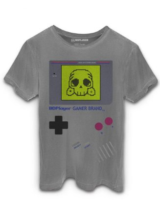 Camiseta Gamer DBPlayer Game Boy - BandUP