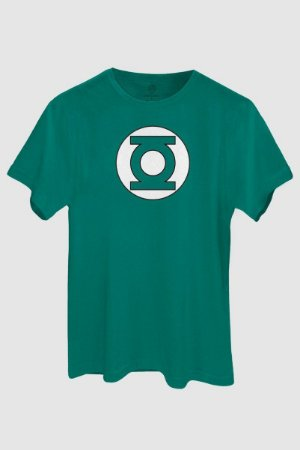 Camiseta DC Lanterna Verde Logo - BandUP!
