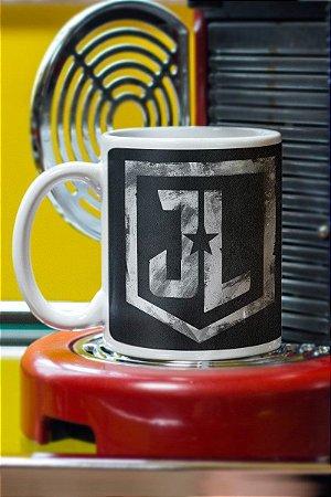 Caneca DC Liga da Justiça Join The League - BandUP!