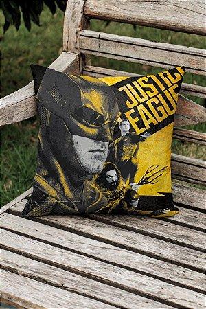 Almofada DC Liga da Justiça Batman - BandUP!
