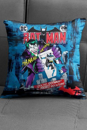 Almofada DC Batman 75 Anos HQ nº 251 - BandUP!