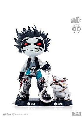 Lobo and Dawg - DC Comics - Mini Heroes - MiniCo - Iron Studios