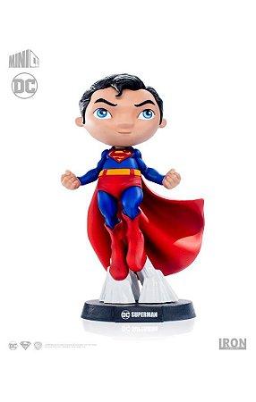 Superman - DC Comics - Mini Heroes - MiniCo - Iron Studios