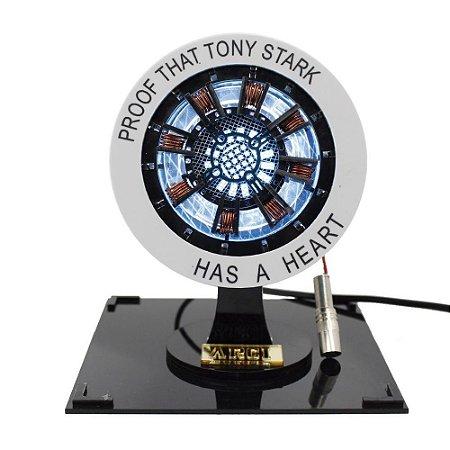 Réplica Reactor Arc I - Tony Stark - Homem de Ferro - Escala 1/1