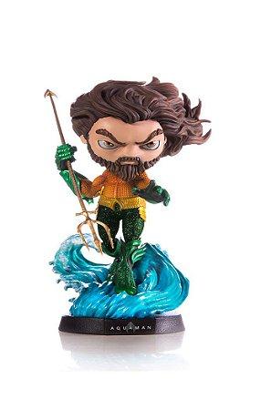 Aquaman - Deluxe Movie - MiniCo - Iron Studios