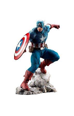 Captain America - ArtFX Premier Statue - Kotobukiya