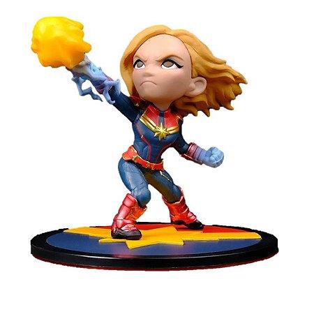 Captain Marvel - Q-Fig - Quantum Mechanix (QMX)