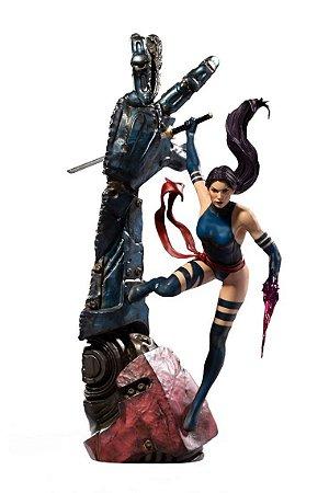 [EM BREVE] Psylocke - X-Men Marvel Comics - 1/10 BDS Art Scale - Iron Studios