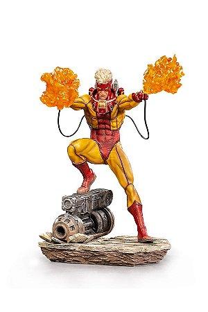 [EM BREVE] Pyro - X-Men Marvel Comics - 1/10 BDS Art Scale - Iron Studios
