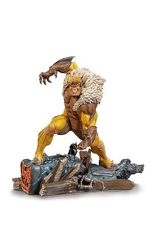 [EM BREVE] Sabretooth - X-Men Marvel Comics - 1/10 BDS Art Scale - Iron Studios