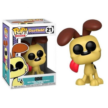 Odie - Garfield #21 - Funko