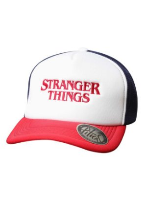 Boné Stranger Things (Aba Curva) - Piticas