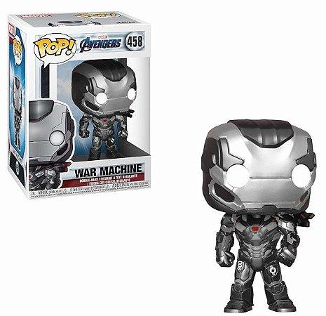 War Machine - Avengers: Endgame #458 - Funko