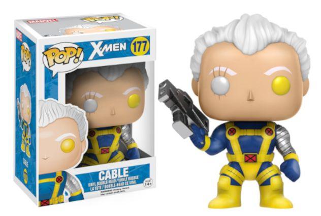 Cable - X-Men #177 - Funko