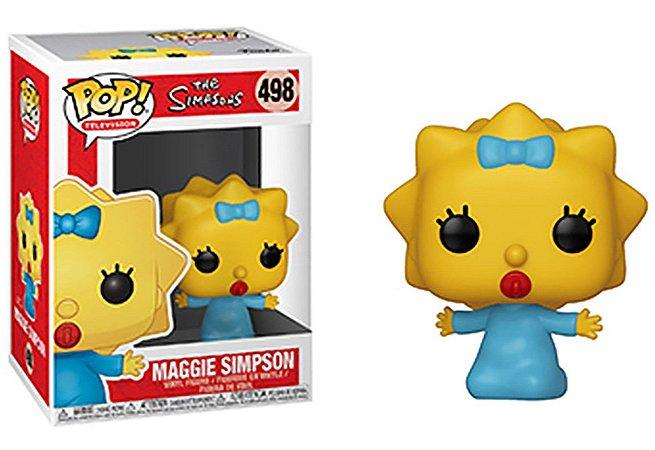 Maggie Simpson - The Simpsons #498 - Funko