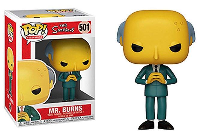 Mr. Burns - The Simpsons #501 - Funko