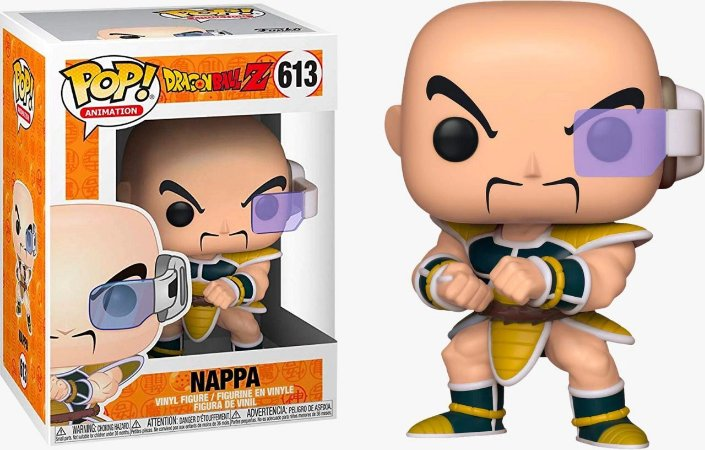 Nappa - Dragon Ball Z #613 - Funko