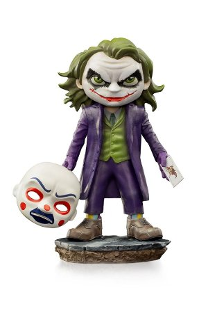 [EM BREVE] The Joker - The Dark Knight - MiniCo - Iron Studios