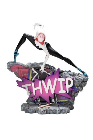 Spider Gwen - Into the Spiderverse - 1/10 Deluxe Art Scale - Iron Studios