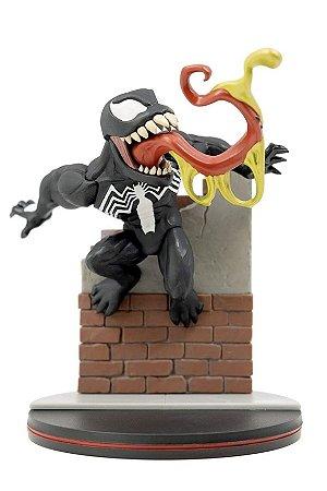 Venom - Marvel - Q-Fig - Quantum Mechanix (QMX)