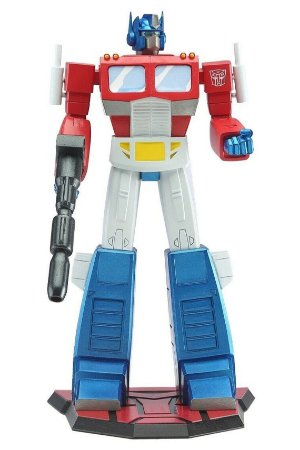 Optimus Prime - Transformers 1/8 - Pop Shock Culture