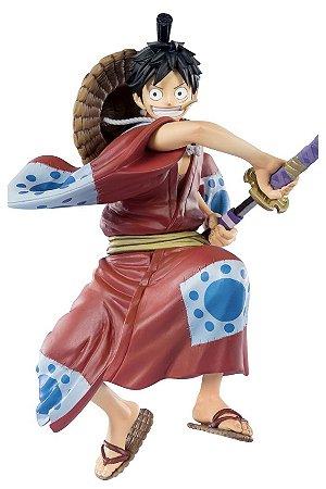Luffy (Wano Kuni) - One Piece - FiguartsZERO - Bandai