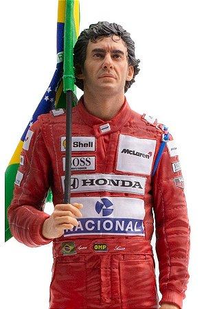 [EM BREVE] Ayrton Senna - GP Brazil 1991 - 1/10 Art Scale - Iron Studios