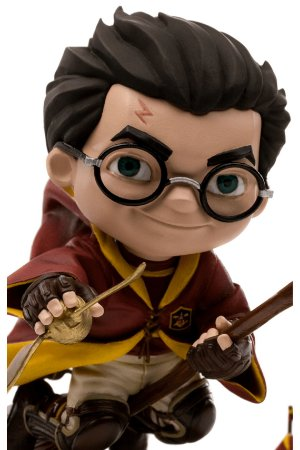 [EM BREVE] Harry Potter Quadribol - Harry Potter - MiniCo Illusion - Iron Studios