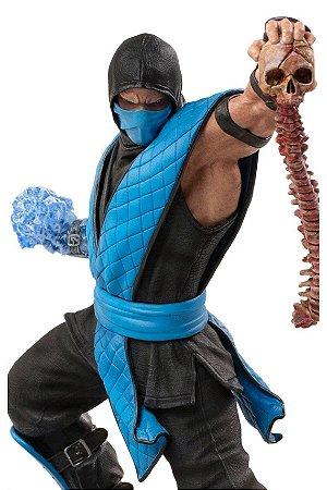 [EM BREVE] Sub-Zero - Mortal Kombat - 1/10 Art Scale - Iron Studios