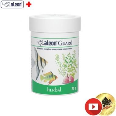 ALCON GUARD HERBAL 20G