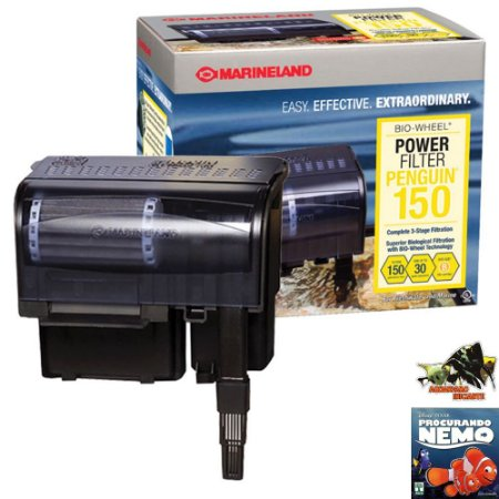 FILTRO EXTERNO PENGUIN POWER FILTER 150 570L 120V